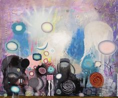 Matías Krahn. De la luz. Óleo sobre tela,162x195 cm, 2012.