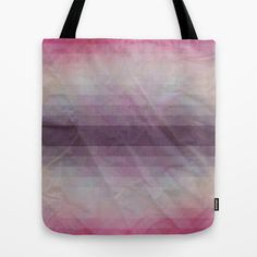 Abstract IX Tote Bag by VanessaGF - $22.00