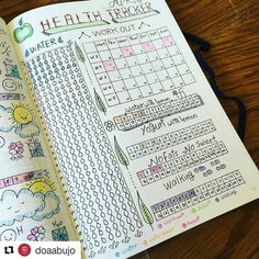 Sieh dir dieses Instagram-Foto von @bulletjournalcollection an • Gefällt 1,272 Mal