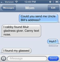 A code we will never understand: | 24 Reasons Why Parents Shouldn't Be Allowed To Text