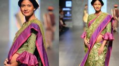 Indian supermodel breaks stereotypes by walking on the runway with a baby bump http://ift.tt/1X2KqzH  Indian supermodel Carol Gracias broke several stereotypes by walking down the ramp with her baby bump. The mother-to-be graced the runway at the ongoing Lakme Fashion Week in Mumbai in a beautiful pink and green sari.  See also: Designer takes eco-friendly fashion from remote Indian tribe to international runways  Gracias walked the ramp for Indian designer Gaurang Shah who was exhibiting…