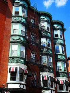 Boston North End apartments