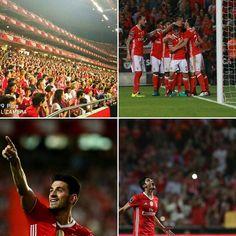 Final: @slbenfica 3-0 FCPF JUNTOS SOMOS SEMPRE MAIS FORTES💪👊⚪🔴 VENHA QUEM VIER, É PARA GANHAR! #CarregaBenfica #SejaOndeFor #AmoTeBenfica #benficamcmiv #JuntosSomosMaisFortes #SomosBenfica #Benfica
