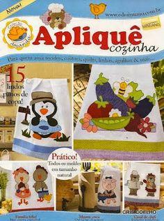 Revistas de manualidades Gratis: Revista de Patchwork para la Cocina