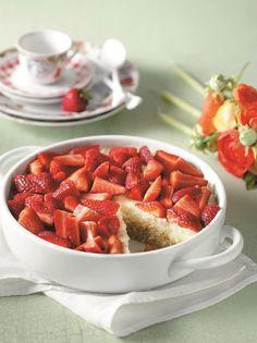 ekmek Sweets Recipes, Culinary Arts, Cake Cookies, Strawberry, Treats, Fruit, Cooking, Food, Greek