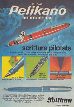Pelikano Antimacchia 1973