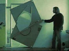 подъёмно-складные ворота для гаража-2 - YouTube