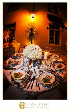 CASA MONICA, Wedding Table Setting, Limelight Photography, Wedding Photography, www.stepintothelimelight.com