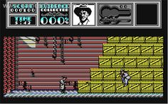 The Untouchables (Commodore 64)