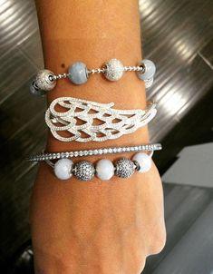PANDORA Necklace Pendant Used as Bracelet!