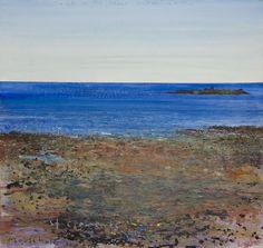 Kurt Jackson Contemporary Landscape, Abstract Landscape, Abstract Art, Art Pics, Art Pictures, Winifred Nicholson, Kurt Jackson, Scilly Isles, St Just