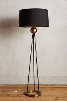 Slide View: 1: Triangulate Floor Lamp Ensemble