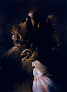 Anne Bachelier The Phantom of the Opera: Rooftop