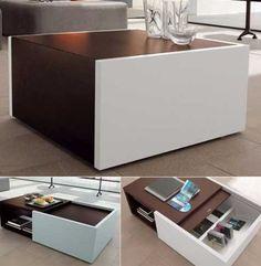 Transformers: Furniture with hidden storage, hometone.com
