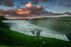 Gullfoss, Iceland | 30 Sights That Will Give You A Serious Case Of Wanderlust