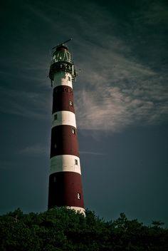 Lighthouse Ameland [explore] by Karsten Hansen, via Flickr