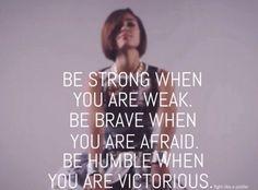 Brave | Moriah Peters
