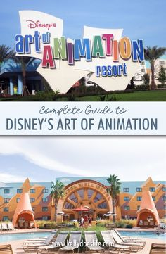 All about Walt Disney World's Art of Animation Resort! From The Little Merma… All about Walt Disney World's Art of Animation Resort! From The Little Mermaid Rooms, The Lion King Suites, Landscape of Flavors food court, pools, and more! Disney Worlds, Disney World Map, Disney World Vacation Planning, Disney World Hotels, Disney Planning, Disney Vacations, Best Disney Resort, Disney Resort Hotels, Disney World Tips And Tricks