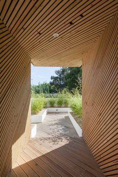 SilverWoodHouse : Jardins modernos por Joao Morgado - Architectural Photography