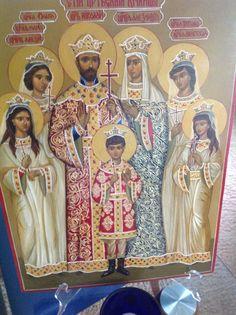 Holy Romanov Fam.  M.Alexander Roemenië