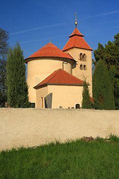 Česko, Budeč - Nejstarší kostel v Česku
