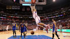 Clippers rout Warriors 138-98, even playoff series | FOX Sports on MSN