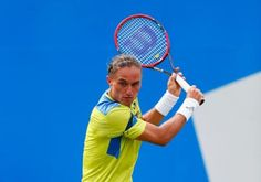 Nadal Bitten by the Dog at Queen's Club. Read about it at Tennis Now.