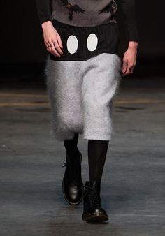 Bobby Abley AW14 Bobby Abley, Textiles, Fuzz, Fashion Details, Personal Style, Fall Winter, Menswear, Mens Fashion, Men's Style