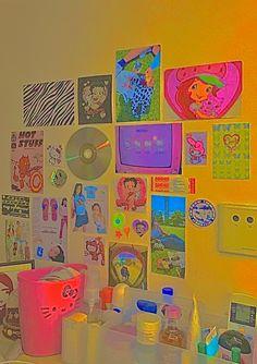 Indie Bedroom, Indie Room Decor, Chambre Indie, Estilo Indie, Retro Room, Cute Room Ideas, Room Ideas Bedroom, Bedroom Inspo, Aesthetic Room Decor