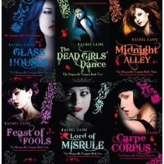 Rachel Caine Morganville Vampires Collection (Books 1 - 6) - Glass Houses, The Dead Girls Dance, Midnight Alley, Feast of Fools, Lord of Misrule, Carpe Corpus. (The Morganville Vampires): Amazon.de: Rachel Caine: Bücher