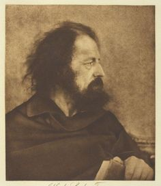 Julia Margaret Cameron, Alfred, Lord Tennyson, 1865 (The Mad Monk photo)