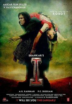 I Hindi Poster 1 Releasing January 2015