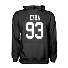 George Ezra Date of Birth - Varsity Style Hoody - All Colours Available