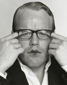 Phillip Seymour Hoffman | by Herb Ritts, Los Angeles, c.1999