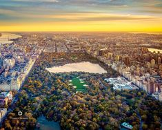 Central Park from above by Dane Frames by newyorkcityfeelings.com - The Best Photos and Videos of New York City including the Statue of Liberty Brooklyn Bridge Central Park Empire State Building Chrysler Building and other popular New York places and attractions.