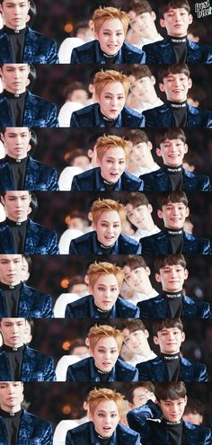 "MELON AWARDS XIUCHEN OMG LAY YOU CHILD SMILE! :""( EXO M OMG"