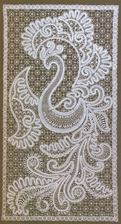 Russian lace. #beauty #design #lace #Russian