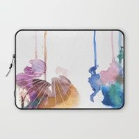 Suspend Disbelief Laptop Sleeve