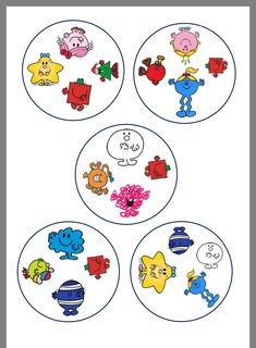 Mr Men Little Miss, Monsieur Madame, Men Party, Tic Tac, Colouring, Teaching, Pictures, 100 Day Of School, Wednesday