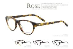 e0561148a8 Entourage of 7 Eyeglasses - Rose Entourage