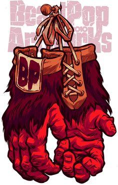 monkey gloves