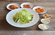 Caesar Salad klassisch oder mit unterschiedlichen Toppings