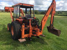 Kubota Tractor Digger | eBay
