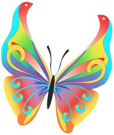 <b>Butterfly Clip Art</b> Cliparts 2015 Butterfly Clip Art, Butterfly Quilt, Butterfly Drawing, Butterfly Pictures, Free Clipart Images, Free Vector Graphics, Art Clipart, Dragonfly Art, Love Images