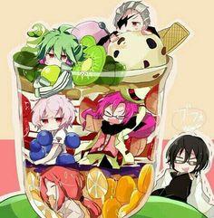 That Sakuya is Kawaii ! :3