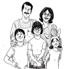Bobs burgers, Bobs and Fan art on Pinterest