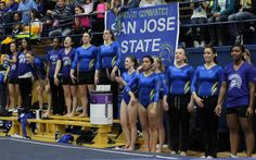 Congratulations to the San Jose State women's gymnastics team, who had the 17th-best grade point average (GPA) in the nation during the 2011-12 school year #SJSUGymnastics