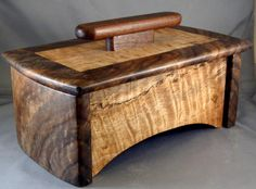 """Customer Creations – Tagged """"Boxes"""" – Page 2 – Cook Woods Small Wooden Boxes, Wooden Jewelry Boxes, Small Boxes, Wood Boxes, Wooden Box Plans, Woodworking Box, Easy Woodworking Projects, Wood Projects, Woodworking Classes"""