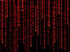 This code expresses the move inside matrix programes and how everything can happen inside it , so for using red color instead of the green one , so. Code Wallpaper, Background Hd Wallpaper, Cool Backgrounds, Computer Wallpaper, Background Images, Background Noise, Digital Cinema, Digital Art, Code Art