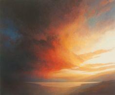 Contemporary Landscape Paintings - Ken Bushe - Artist's Website